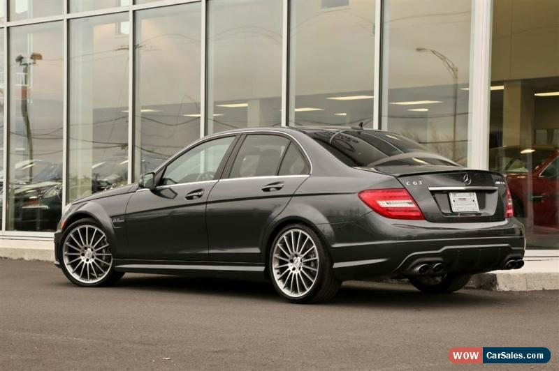 2013 mercedes benz c class for sale in canada for Mercedes benz c class sale