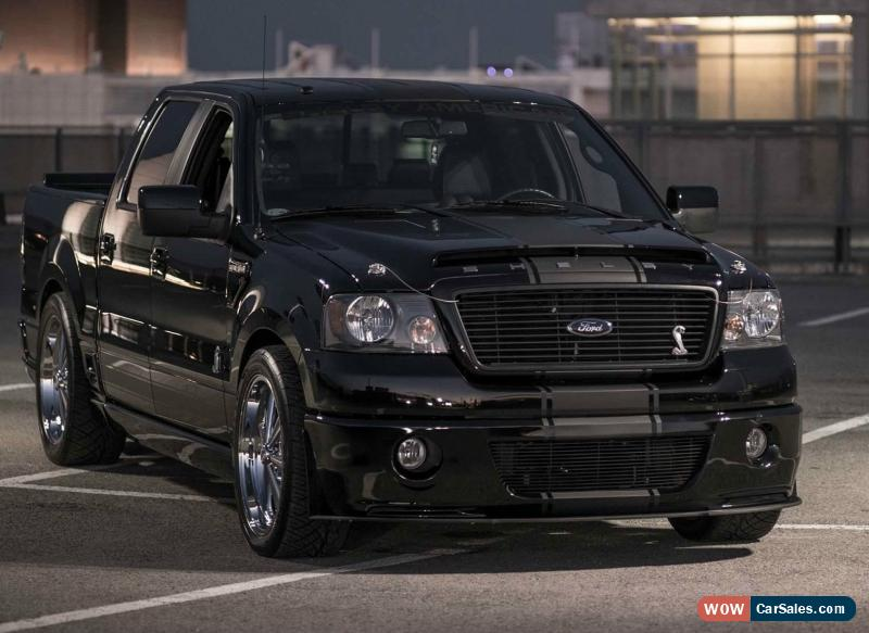 Ford F 150 Shelby Super Snake >> 2008 Ford F 150 Shelby Super Snake Truck