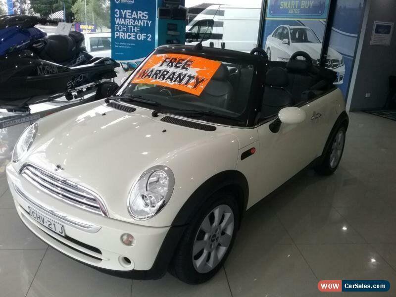 Mini Cooper For Sale In Australia