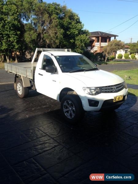 Mitsubishi Triton For Sale In Australia