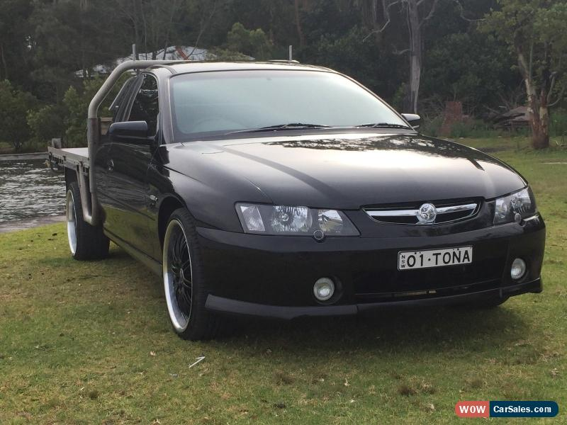 holden vy s pac one tonner for sale in australia