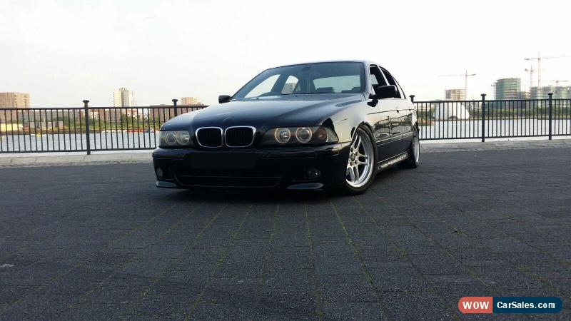 2001 Bmw 530 D SPORT AUTO for Sale in United Kingdom