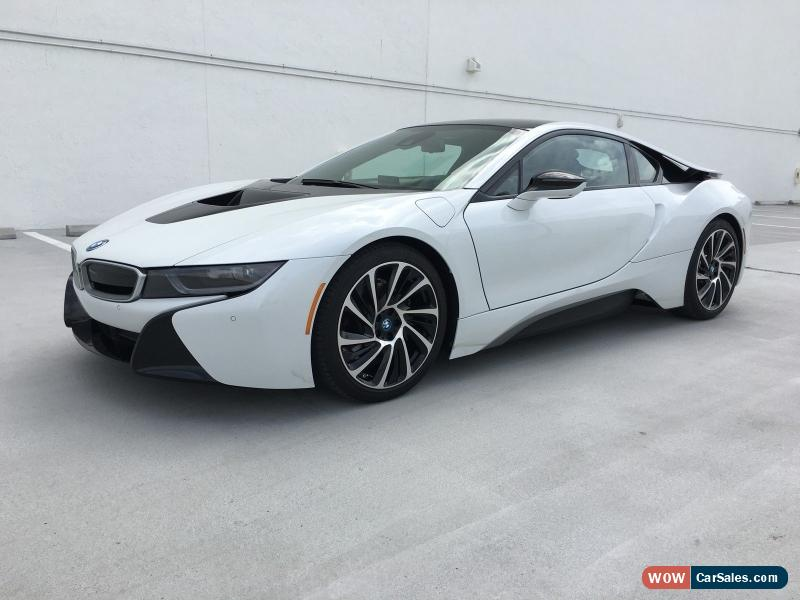 Classic 2014 BMW I8 Base Coupe 2 Door For Sale