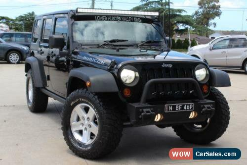 jeep wrangler unlimited for sale in australia. Black Bedroom Furniture Sets. Home Design Ideas