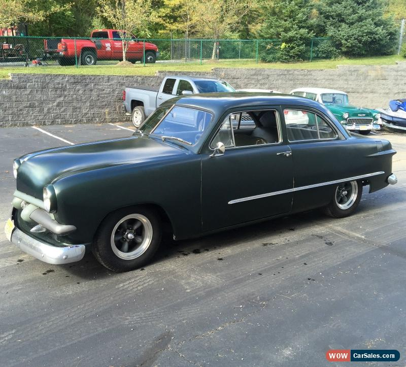 1949 1950 1951 Shoebox Ford Custom Chopped Lowered: 1950 Ford Other For Sale In United States