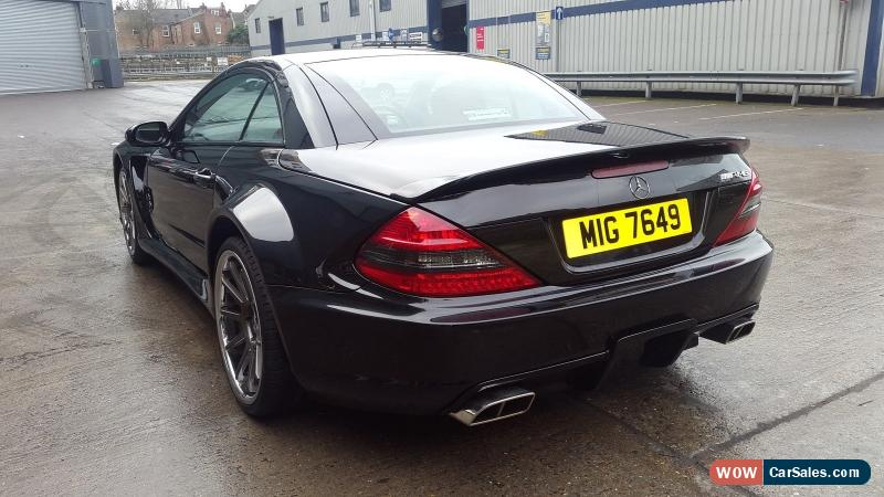 2003 Mercedes Benz Sl 500 For Sale In United Kingdom