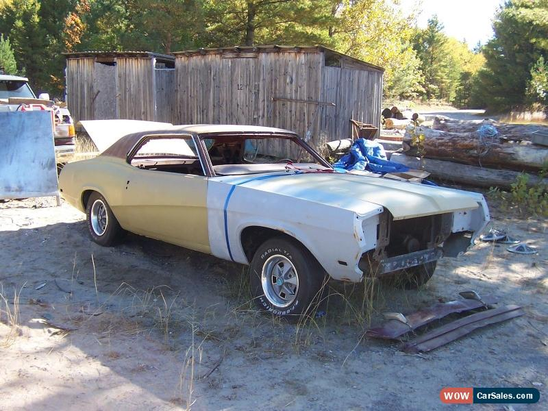 1969 Mercury Cougar for Sale in Canada