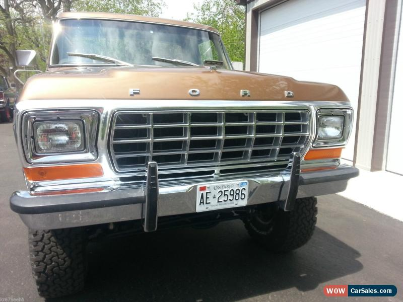 1979 ford f 150 for sale in canada. Black Bedroom Furniture Sets. Home Design Ideas