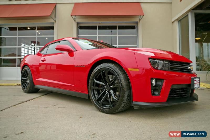 2015 Camaro Zl1 For Sale >> 2015 Chevrolet Camaro For Sale In United States