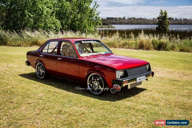 Holden Gemini Race Car For Sale
