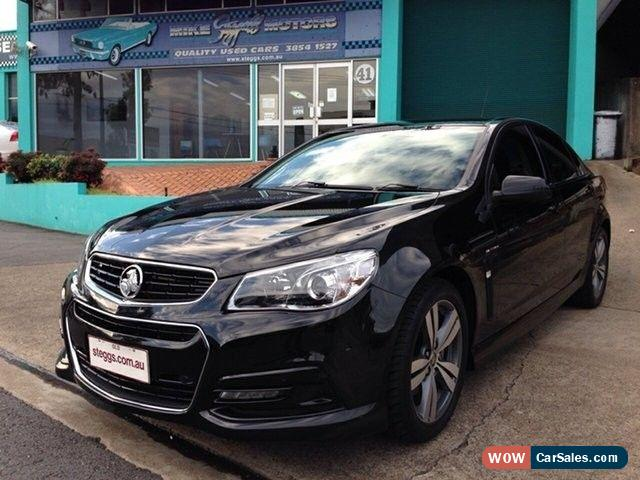 W457 Walkinshaw Supercharged 2013 Holden Commodore VF SS V8 Manual QLD HSV  GTS