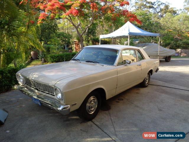 1969 FORD FALCON 2 DOOR COUPE 200 6 C4 AUTO RUNS & DRIVES CLEAN CA CAR XW  XY GS