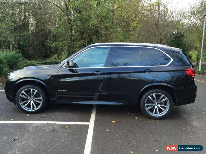 2013 bmw x5 xdrive30d m sport auto for sale in united kingdom. Black Bedroom Furniture Sets. Home Design Ideas
