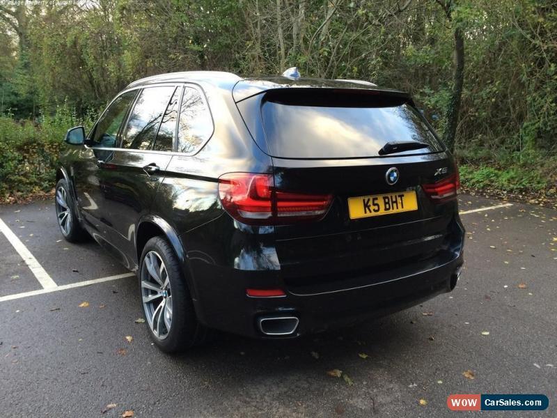 2013 bmw x5 xdrive30d m sport auto for sale in united kingdom. Black Bedroom Furniture Sets. Home Design Ideas