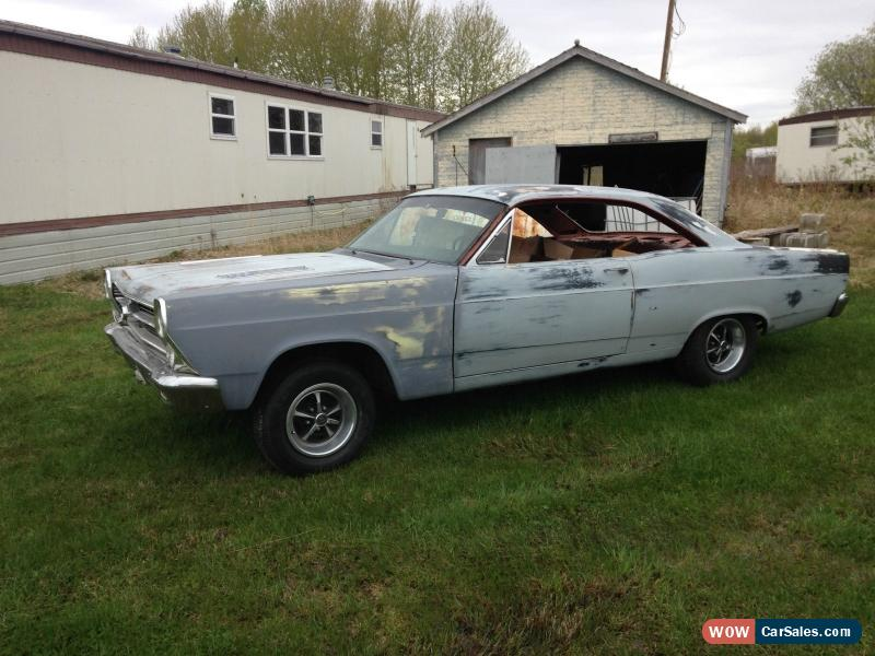 1966 ford fairlane for sale in canada. Cars Review. Best American Auto & Cars Review