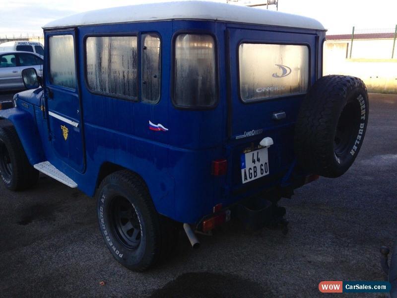 1979 Toyota Land Cruiser for Sale in United Kingdom