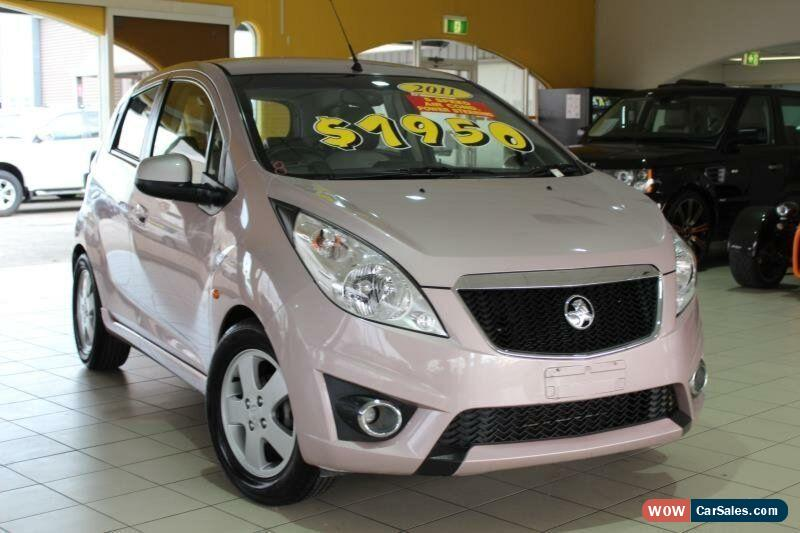 Holden Barina Spark For Sale In Australia