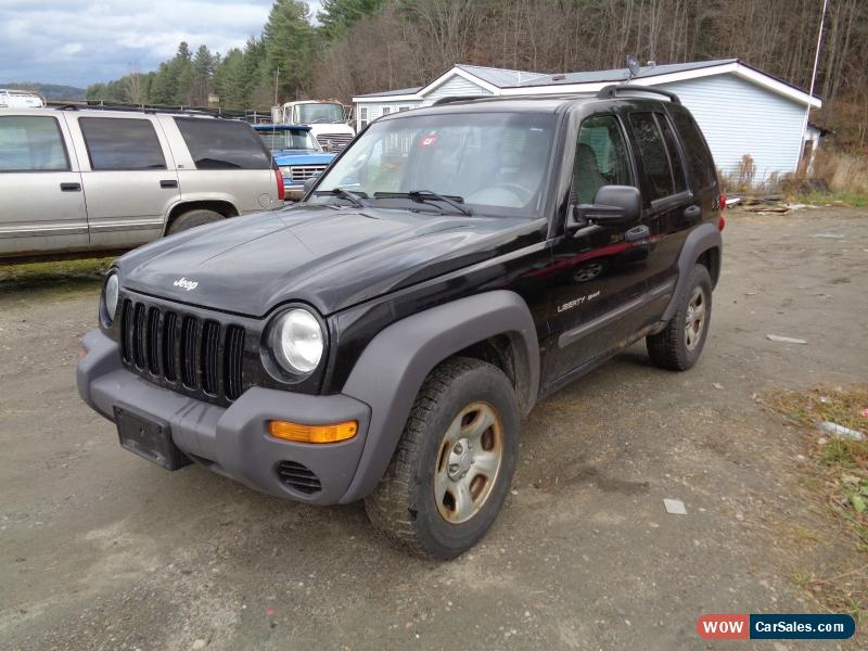 2003 jeep liberty for sale in united states. Black Bedroom Furniture Sets. Home Design Ideas
