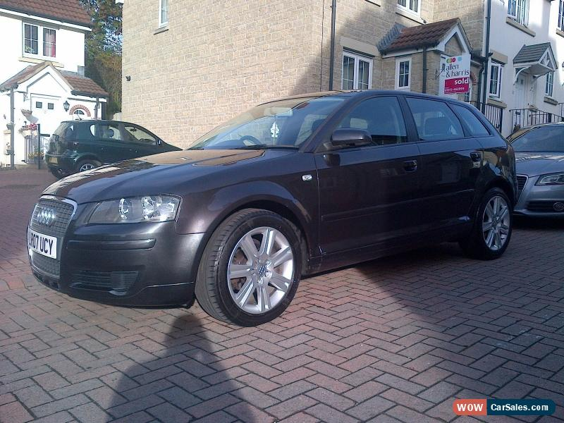 2007 audi a3 special edition tdi for sale in united kingdom. Black Bedroom Furniture Sets. Home Design Ideas