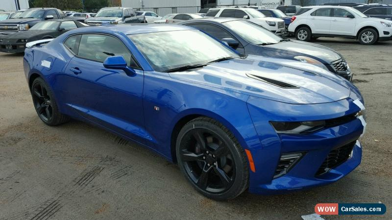 2016 Chevrolet Camaro For Sale In United States