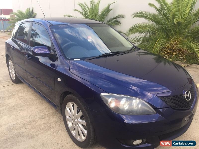 2004 Mazda 3 Hatchback >> Mazda 3 For Sale In Australia