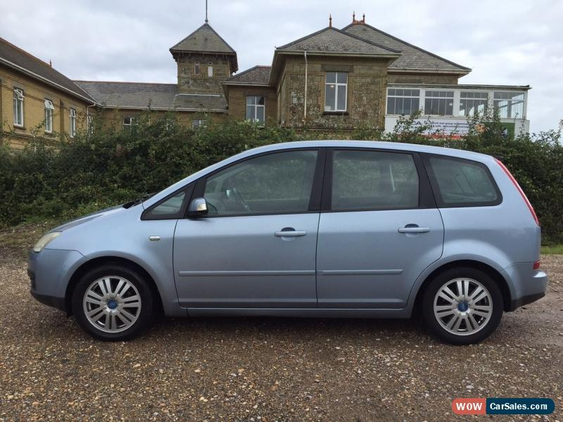 2005 Ford Focus C Max For Sale In United Kingdom
