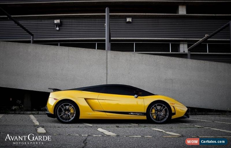 2013 Lamborghini Gallardo For Sale In Canada