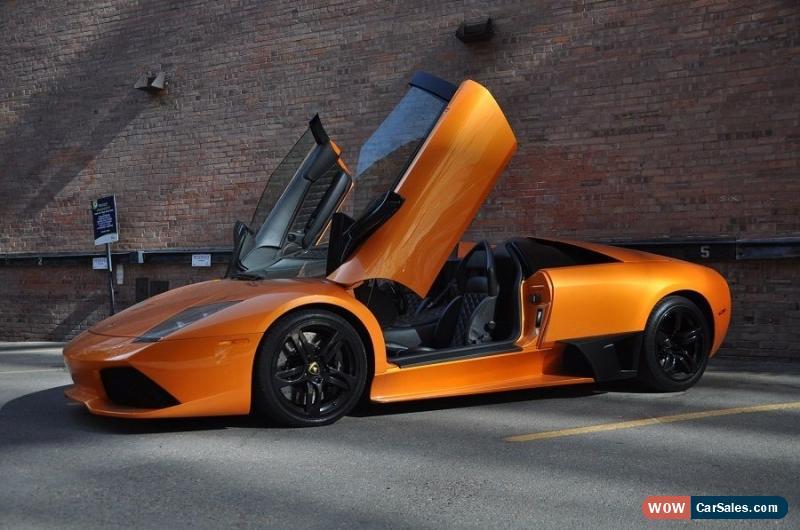 2007 Lamborghini Murcielago For Sale In Canada