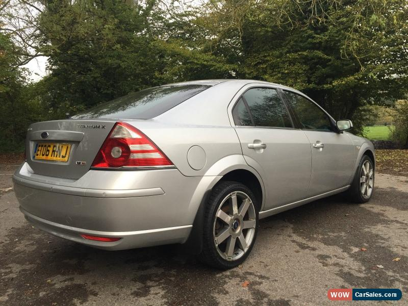2006 ford mondeo t ium x tdci130 e4 for sale in united kingdom. Black Bedroom Furniture Sets. Home Design Ideas