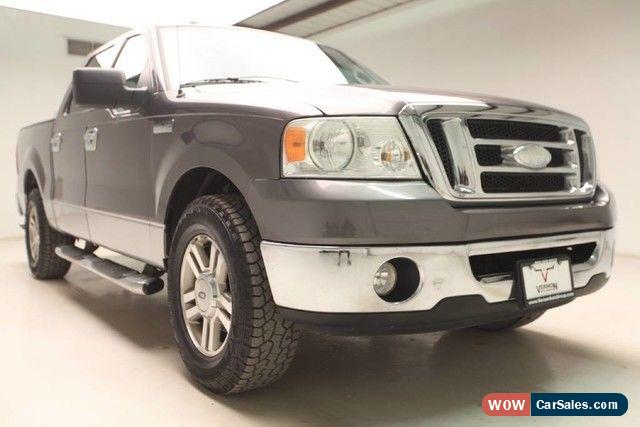 2007 Ford F 150 Xlt >> 2007 Ford F 150 For Sale In United States