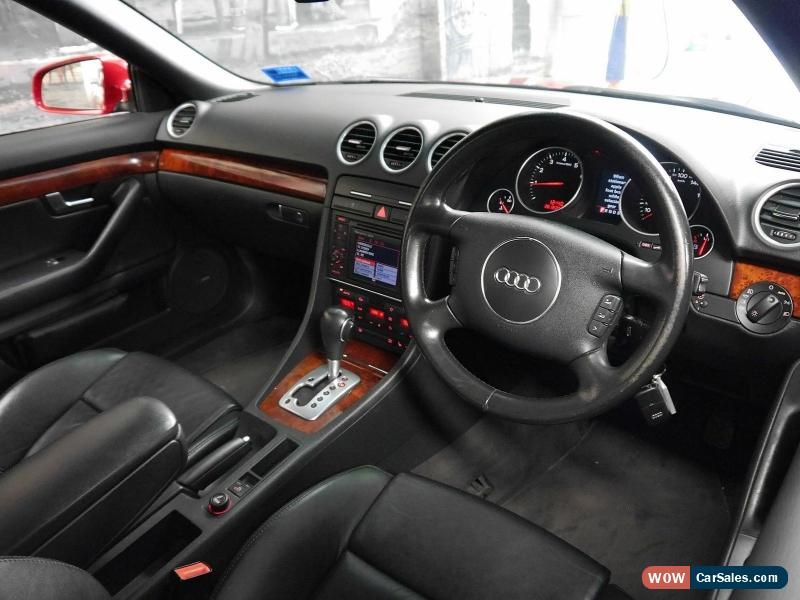 Audi A4 For Sale In Australia