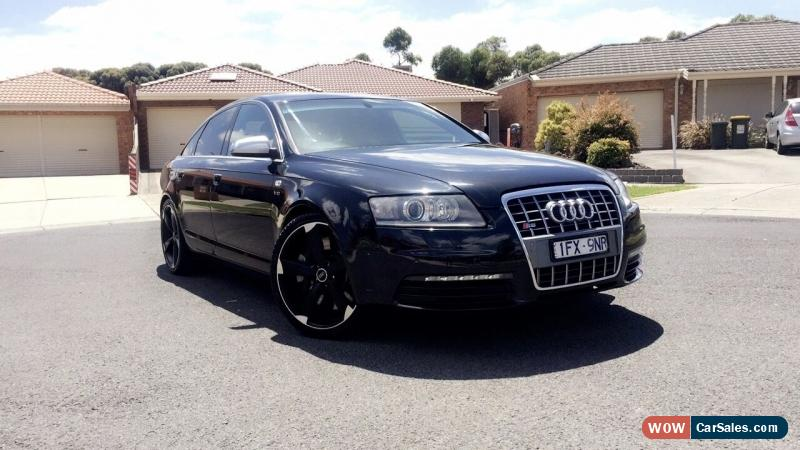 Audi S For Sale In Australia - V10 audi s6