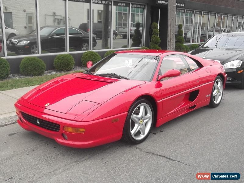 1998 Ferrari 355 for Sale in Canada