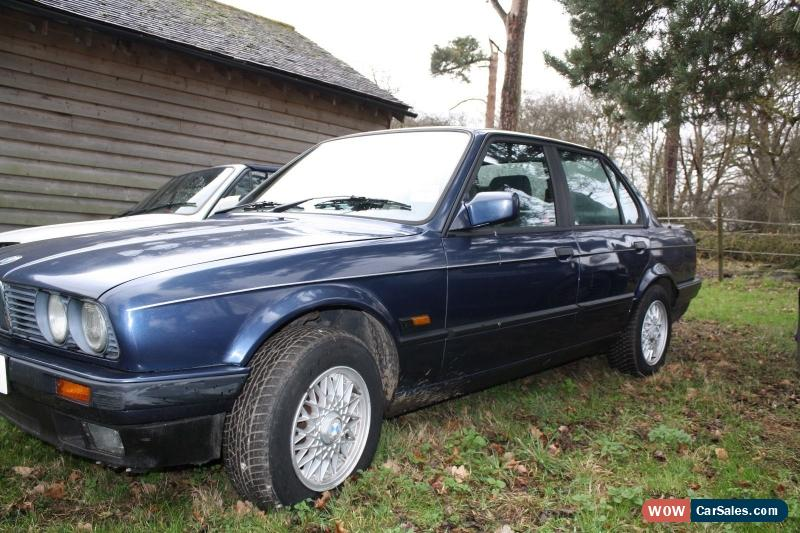Bmw E30 316i 4 Door Manual For Sale In United Kingdom Manual Guide