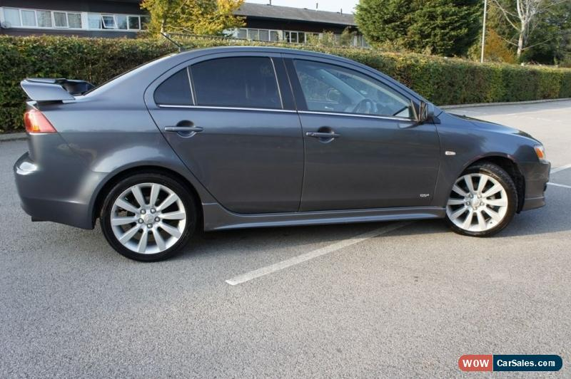 2009 mitsubishi lancer for sale in united kingdom rh wowcarsales com service manual mitsubishi lancer 2009 manuel mitsubishi lancer 2009