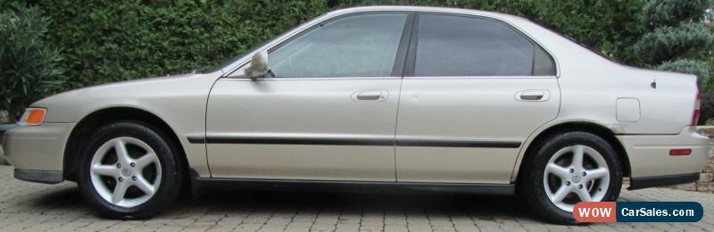 Classic 1995 Honda Accord EX For Sale