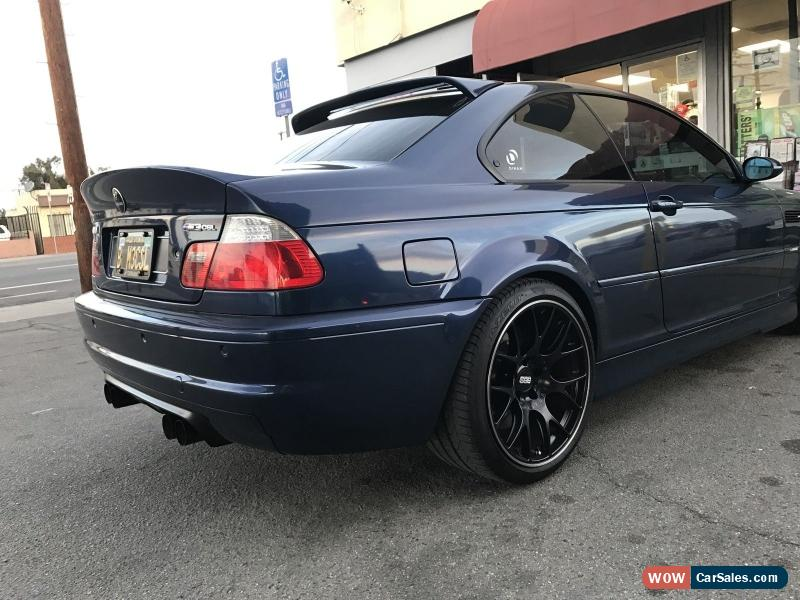2006 Bmw M3 For Sale In United States