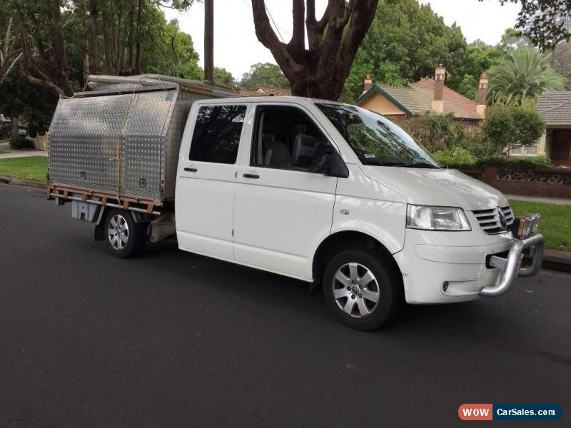 volkswagen transporter for sale in australia rh wowcarsales com Volkswagen Dual Cab Small Dual Cab Trucks