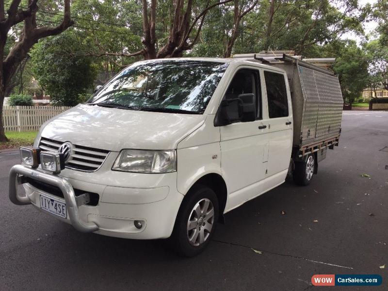 volkswagen transporter for sale in australia rh wowcarsales com Small Dual Cab Trucks Dual Cab VW Truck