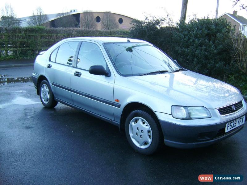 1997 honda civic 4 door hatchback for sale in united kingdom. Black Bedroom Furniture Sets. Home Design Ideas