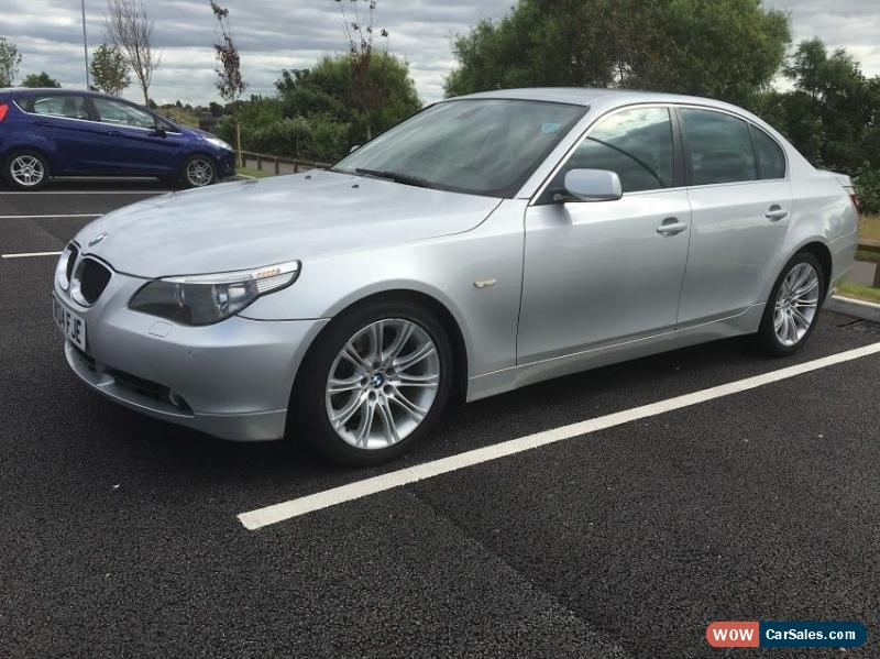 2004 Bmw 530D SE AUTO for Sale in United Kingdom