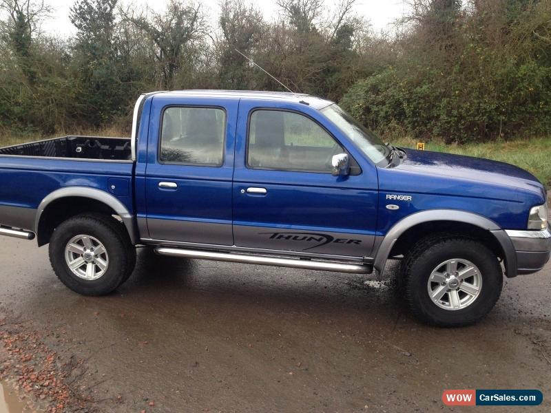 2005 ford ranger for sale in united kingdom. Black Bedroom Furniture Sets. Home Design Ideas