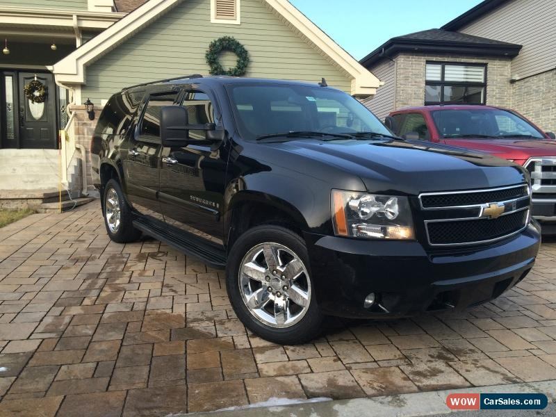 2007 chevrolet suburban for sale in canada. Black Bedroom Furniture Sets. Home Design Ideas