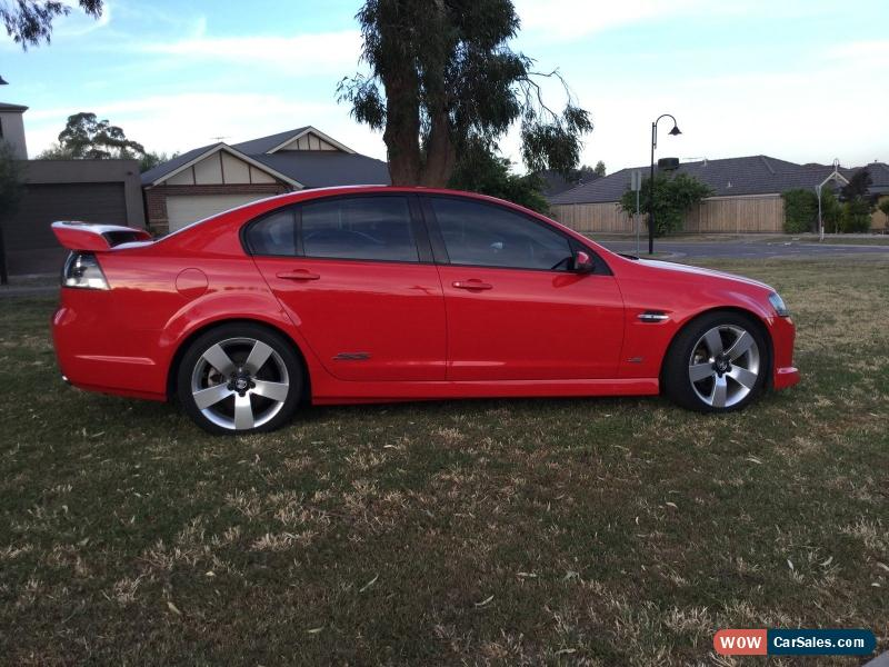 Classic 2006 VE SSV Holden Commodore for Sale