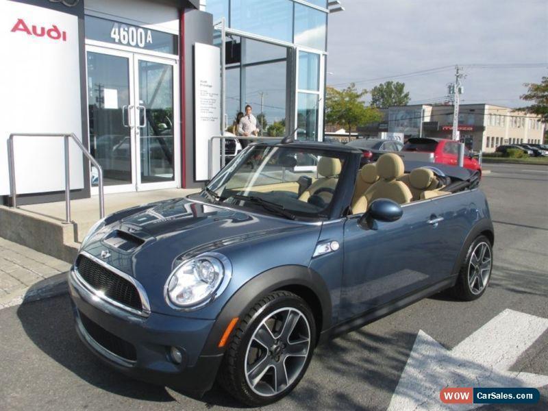 Clic 2009 Mini Cooper S For