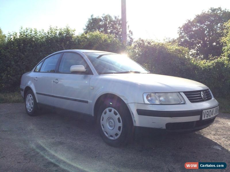 2000 volkswagen passat se 20v auto for sale in united kingdom. Black Bedroom Furniture Sets. Home Design Ideas