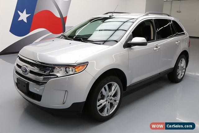 2013 ford edge for sale in united states. Black Bedroom Furniture Sets. Home Design Ideas