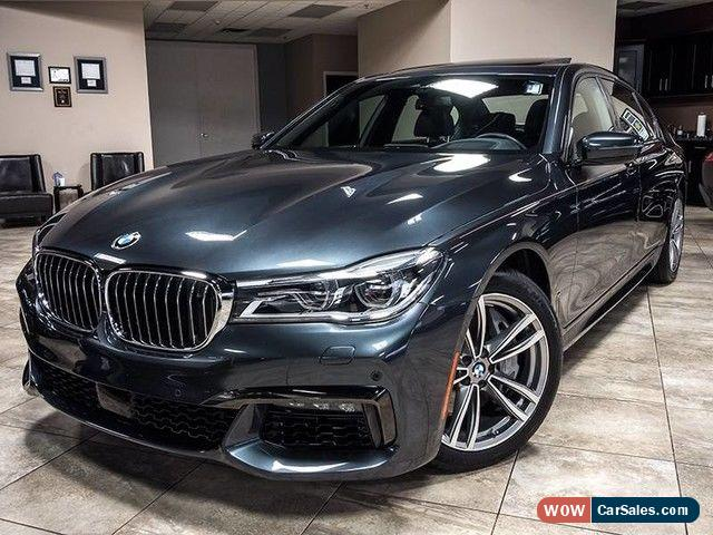 2016 bmw 7 series for sale in united states. Black Bedroom Furniture Sets. Home Design Ideas