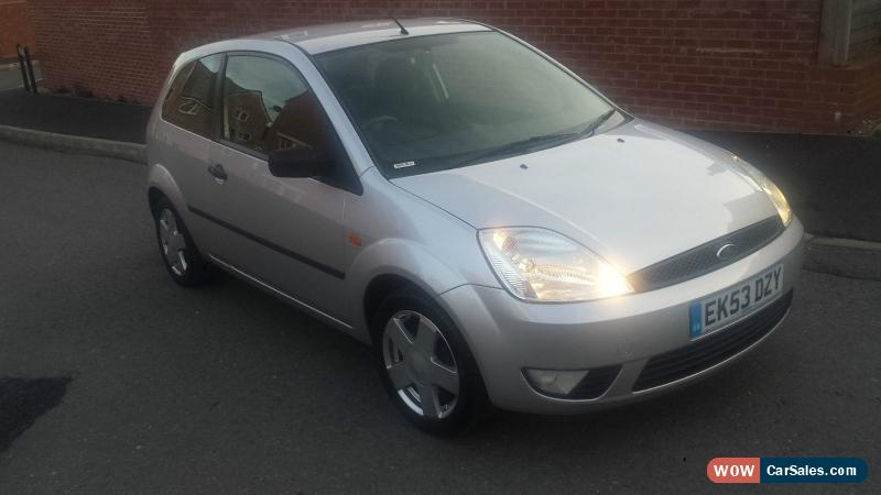ford fiesta zetec  sale  united kingdom