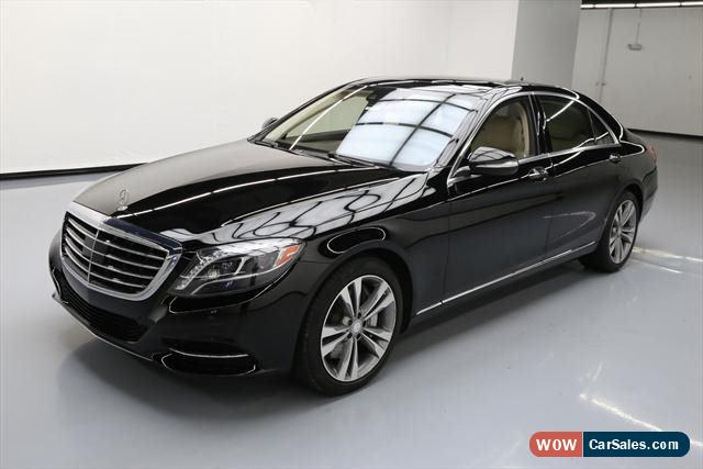2015 mercedes benz s class for sale in united states. Black Bedroom Furniture Sets. Home Design Ideas